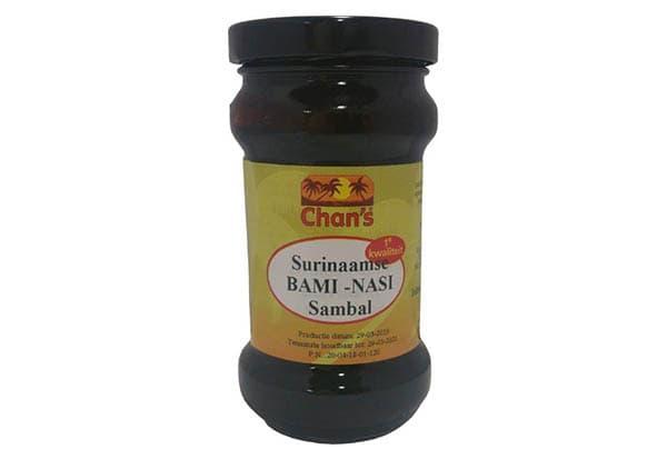Bami-Nasi sambal-slider