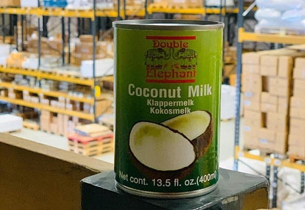 Double Elephant Coconut milk2